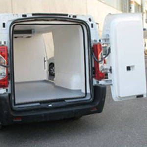 SCUDO: VERSATILE AND EASY TO FIT OUT