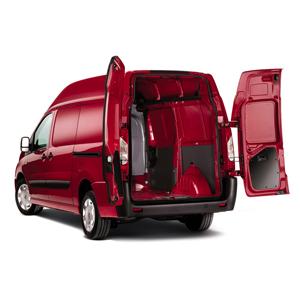 Load compartment
